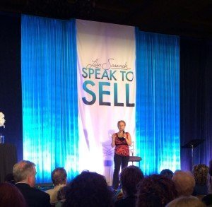 I consistently face my public speaking anxiety.