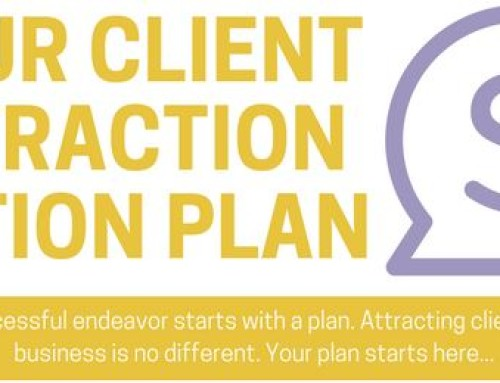 Your Client Attraction Plan