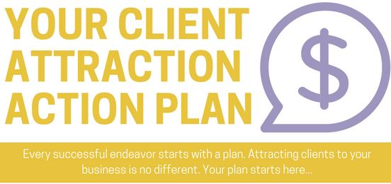 Client attraction plan